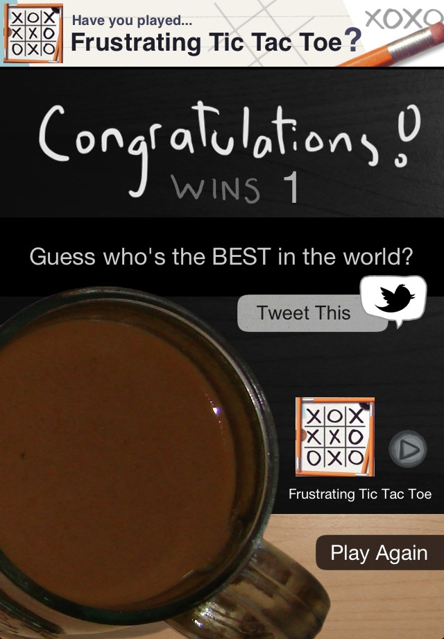 Screenshot Coffee And Sudoku