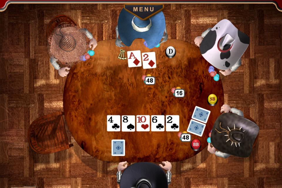 Screenshot Governor of Poker LITE