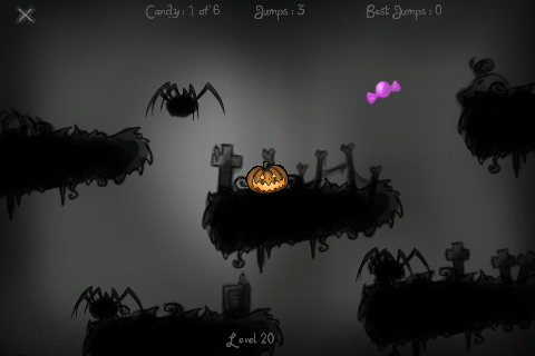 Screenshot Jack O Lantern